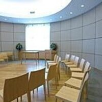 Machtley Interfaith Center Reflection Sanctuary