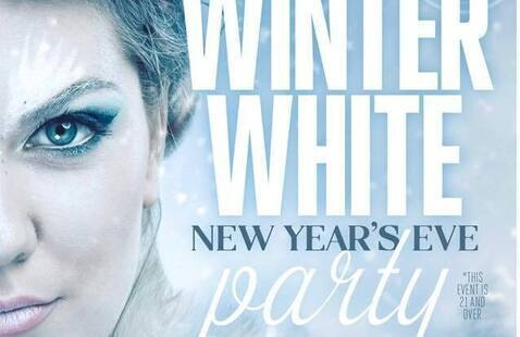 Winter White New Year's Eve Party