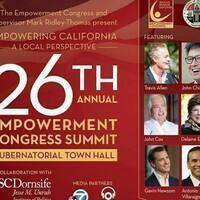 California Election 2018: Gubernatorial Candidates Town Hall Meeting