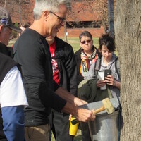 Maple Tapping Workshop!