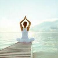 Iyengar Yoga, Level I/II with Laura - Happy Hour with OWHP