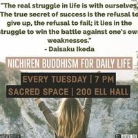 Nichiren Buddhism for Daily Life