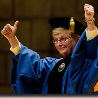 Doctoral Degree Commencement Ceremony
