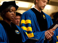 Master's Commencement: Arts Sciences & Engineering and School of Medicine and Dentistry
