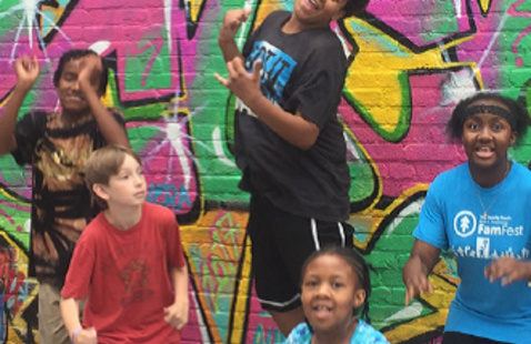 Dance & Bmore Presents: AMP Arts Mentorship Program for  7th Graders & Up