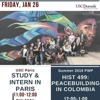 Summer PwP: Peacebuilding in Colombia Info Session