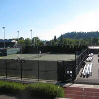 Student Tennis Center