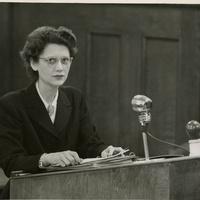 Women at Nuremberg