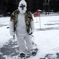 Fun In The Snow At Black Mo