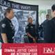 Criminal Justice Career and Internship Fair