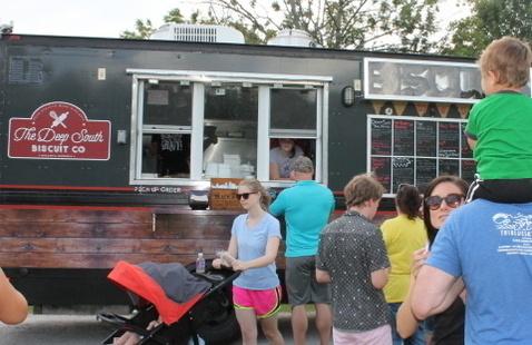 Lilburn Food Truck Tuesday