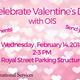 Celebrate Valentine's Day with OIS