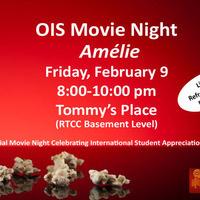 OIS Movie Night