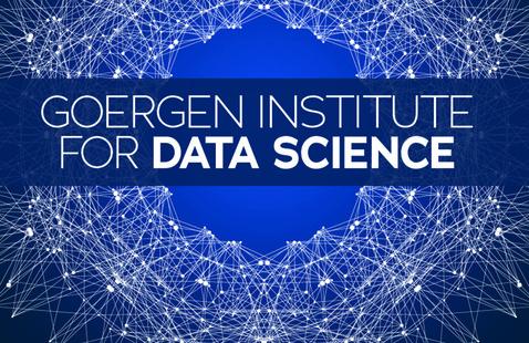 Goergen Institute for Data Science logo.
