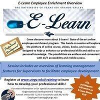E-Learn Employee Enrichment – Supervisor Role
