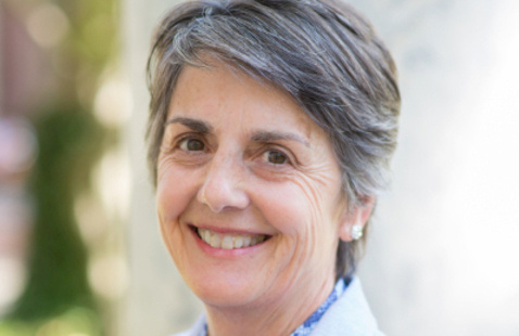 Provost and Vice President for Academic Affairs Maria Pallavicini