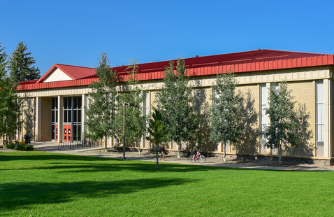 Leslie J Savage Library