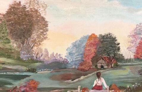 Bicentennial Traveling Art Exhibition: Charlotte Elizabeth Edwards Howerton