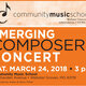 CMS Emerging Composers Concert