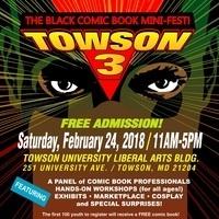 Black Comic Book Mini-Fest