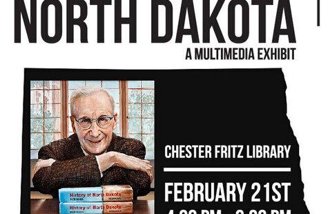Elwyn B. Robinson's History of North Dakota: A Multimedia Exhibit