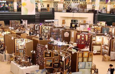 Wesleyan Artist Market