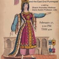 Victorian Melodrama: Elizabeth Polack and the East End Purimspiel