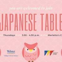 Japanese Table series