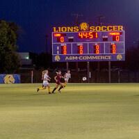 Lions Soccer Field
