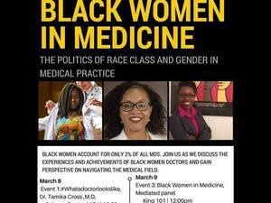 Black Women in Medicine: #whatadoctorlookslike