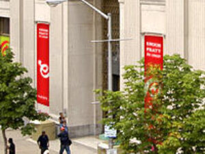 Enoch Pratt Library- Central Branch