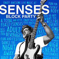 SENSES Block Party – Beach Party