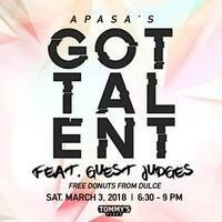 APASA's Got Talent 2018