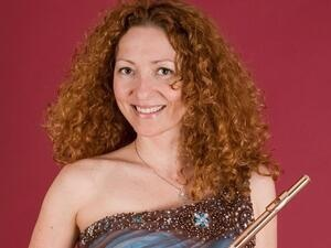 Guest Master Class: Eugenia Moliner, flute