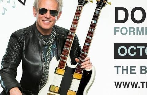 Don Felder at The Bowl