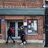 Wales Hall - Downcity Campus