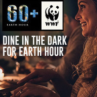 Dine in the Dark for Earth Hour
