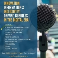 COB Conference: Innovation, Information & Inclusivity: Driving Business in the Digital Era