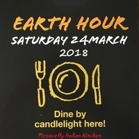 Earth Hour Dine by candlelight