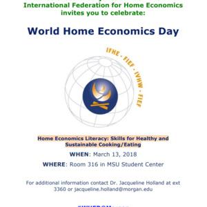 World Home Economics Day Forum
