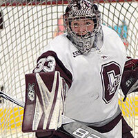Colgate University Women's Ice Hockey at St. Lawrence