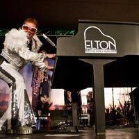 Kenny Metcalf as Elton - Concerts in the Park