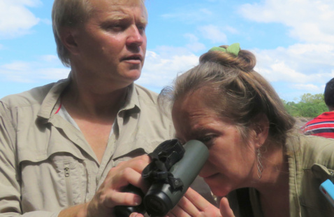 Amphibian Decline and Partial Recovery - a talk by Mark Wainwright