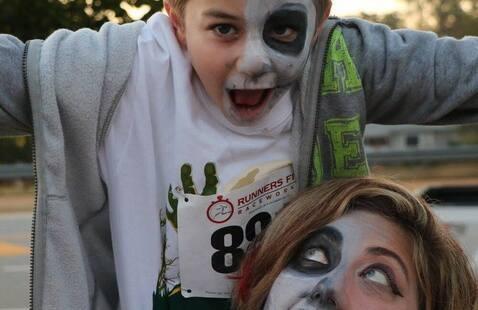 Braselton Zombie 5K Run