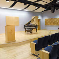 Guest Master Class: PEN Trio, woodwinds