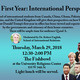 Trump's First Year: International Perspectives