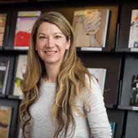 Mesaros Visiting Artist: Odette England