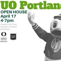 UO Portland Open House