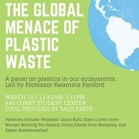 The Global Menace of Plastic Waste