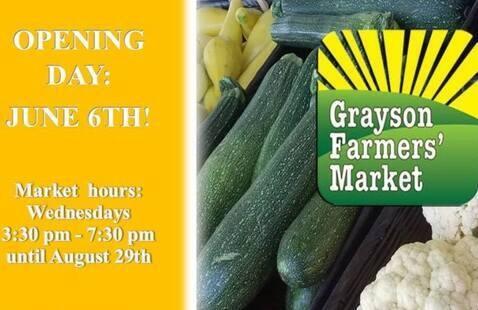 Grayson Farmers Market